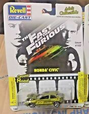 FAST and the FURIOUS HONDA CIVIC  1/64 scale REVELL DIECAST REPLICA CAR