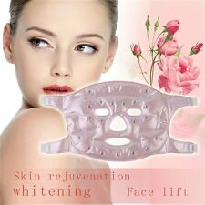 New Gel Soft Face Facial Beauty Mask- Massage Magnetic Wrinkle Therapy BY