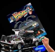 Eaglemoss BUILD THE DELOREAN TIME MACHINE ISSUE 1 Back to The Future Part Work