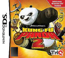 Kung Fu Panda 2 - Nintendo DS - fast free post