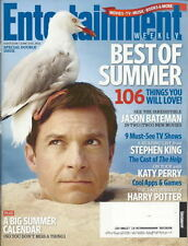 Jason Bateman Entertainment Weekly Jun 2011 Harry Potter Breaking Bad Katy Perry