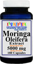 Moringa Oleifera Extract 5000mg -180 capsule  for anti-aging and health