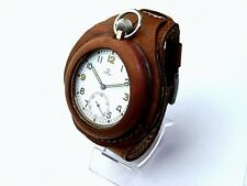 OMEGA MILITARY WATCHES IN LEATHER WRIST STRAP FOR BRITISH ARMY 1943's