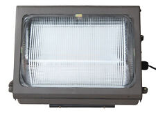 LED Wall Pack 60W Fixture Light Energy Efficient Building Outdoor Construction