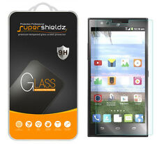 Supershieldz Ballistic [Tempered Glass] Screen Protector Saver For ZTE Lever LTE