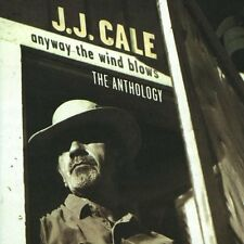 J.J. CALE - ANYWAY THE WIND BLOWS: ANTHOLOGY 2CD ALBUM SET