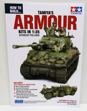 How to Build - Tamiya's Armour Kits In 1:35           82 Pages       New    Book
