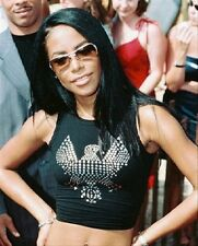 AALIYAH AS HERSELF FROM MTV VIDEO M Poster Print 24x20""