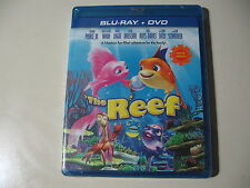 The Reef (Blu-ray/DVD, 2011, 2-Disc Set) Brand New and Sealed