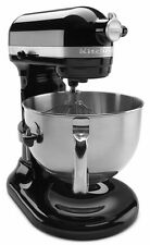 KitchenAid Pro 600 RKP26M1Xob Stand Mixer 10-speed BLACK Professional heavy duty