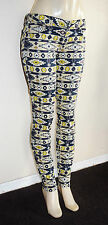 GUESS Women's Print Multicolor Skinny Jeans - Karin Printed sz 30