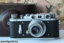 ZORKI 2 Soviet Collectible 35mm RF Camera Industar-22 3,5/50mm Lens