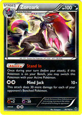 x1 Zoroark - 91/162 - Holo Rare Pokemon XY Breakthrough M/NM
