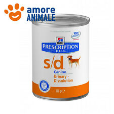Hill's prescription diet cane S/D 370 grammi - Alimento umido per cani