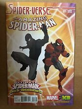AMAZING SPIDER-MAN # 11 WEB WARRIORS(1:10) VARIANT COVER PART 3 OF SPIDER-VERSE