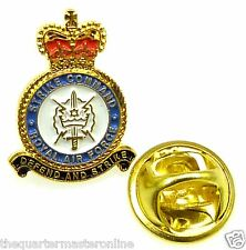 RAF Royal Air Force Strike Command Lapel Pin Badge
