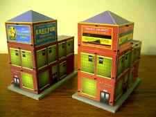 American Flyer - Erector Set and American Flyer Manufacturing Co. Mini Buildings