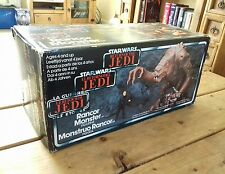 STAR WARS RETURN OF THE JEDI TRI-LOGO RANCOR MONSTER BOXED VINTAGE FIGURE