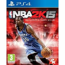 NBA 2K15 (Sony PlayStation 4, 2014) UK PAL