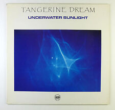 "12"" LP - Tangerine Dream - Underwater Sunlight - B3817 - washed & cleaned"