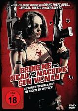 Bring me the Head of the Machine Gun Woman (2013) DVD - FSK 18