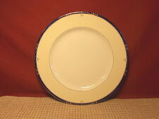 Philippe Deshoulieres China Scala Blue Pattern Dinner Plate New