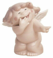 NAO Porcelain by Lladro : CHEEKY CHERUBS : YOU'RE SO FUNNY! 020.05016