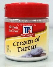 McCormick Cream of Tartar 1.5 oz