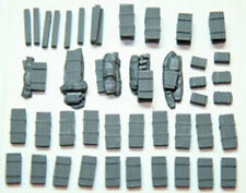 1/72 scale 720AG WW2 German Ammo Crates (40 Pieces) Tank stowage