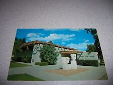 1960s FRESNO ARTS CENTER FRESNO CALIFORNIA CA. VTG PHOTO POSTCARD