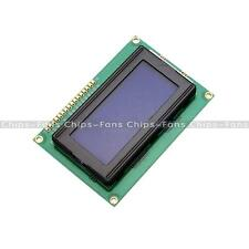 LCD 16x4 1604 Character LCD Display Module LCM Blue Blacklight 5V for Arduino CF