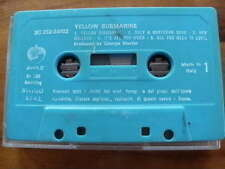 CASSETT TAPE 1970S BEATLES YELLOW SUBMARINE13 TRACKS