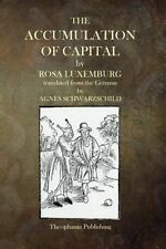 The Accumulation of Capital by Luxemburg, Rosa -Paperback