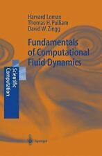 Fundamentals of Computational Fluid Dynamics (Scientific Computation) Zingg, Dav