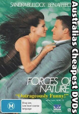 Forces Of Nature DVD NEW, FREE POSTAGE WITHIN AUSTRALIA REGION 4