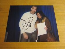 Christian Cage Autographed Signed 8X10 Candid Photo Wrestling WWF/WWE/TNA