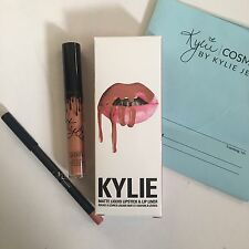 10000% AUTHENTIC ! EXPOSED Kylie Jenner Lip Kit Liquid Matte Lipstick