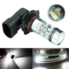 Blanc 9006 6000K 100W LED 20-SMD projecteur Cree Fog Driving DRL Ampoules