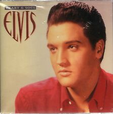 ELVIS PRESLEY / HEART and SOUL ** Sealed CD (2002)