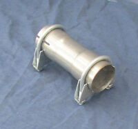 Exhaust Sleeve Pipe Repair Connector - 304 Stainless - 54 x 150mm