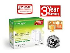TP-Link AV1200 Gigabit Passthrough Powerline Starter Kit TL-PA8010PKIT 1200Mbps