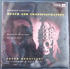 HMV ALP.1605 STRAUSS DEATH AND TRANSFIGURATION RODZINSKY ORIGINAL ENG.1ST PRESS