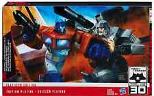 Hasbro Transformers Platinum Edition Optimus Prime vs  Megatron Classic Set