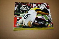 PITTSBURGH STEELERS JAMES HARRISON UNSIGNED 8X10 PHOTO POSE 3