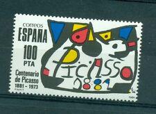 PICASSO CENTENARY SPAIN 1981