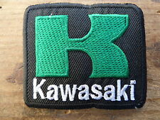 ECUSSON PATCH THERMOCOLLANT aufnaher toppa KAWASAKI superbike grand prix moto