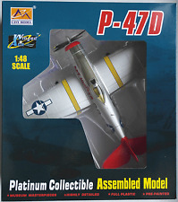 "Easy Model - P-47D US Air Force ""Rat Hunter"" 1:48 Neu/OVP Flugzeug-Modell Plane"
