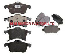 Vauxhall Astra H Mk5 |2005| 1.6, 1.8, 1.9 & 2.0 Front & Rear Brake Pads