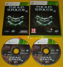 DEAD SPACE 2 XBOX 360 Versione Ufficiale Italiana 1ª Edizione »»»»» COMPLETO