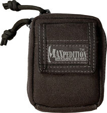 """Maxpedition MX2301B Barnacle Pouch Black 4.5"""" x 3.5"""" x 1.5"""" Low-Profile Pocket"""